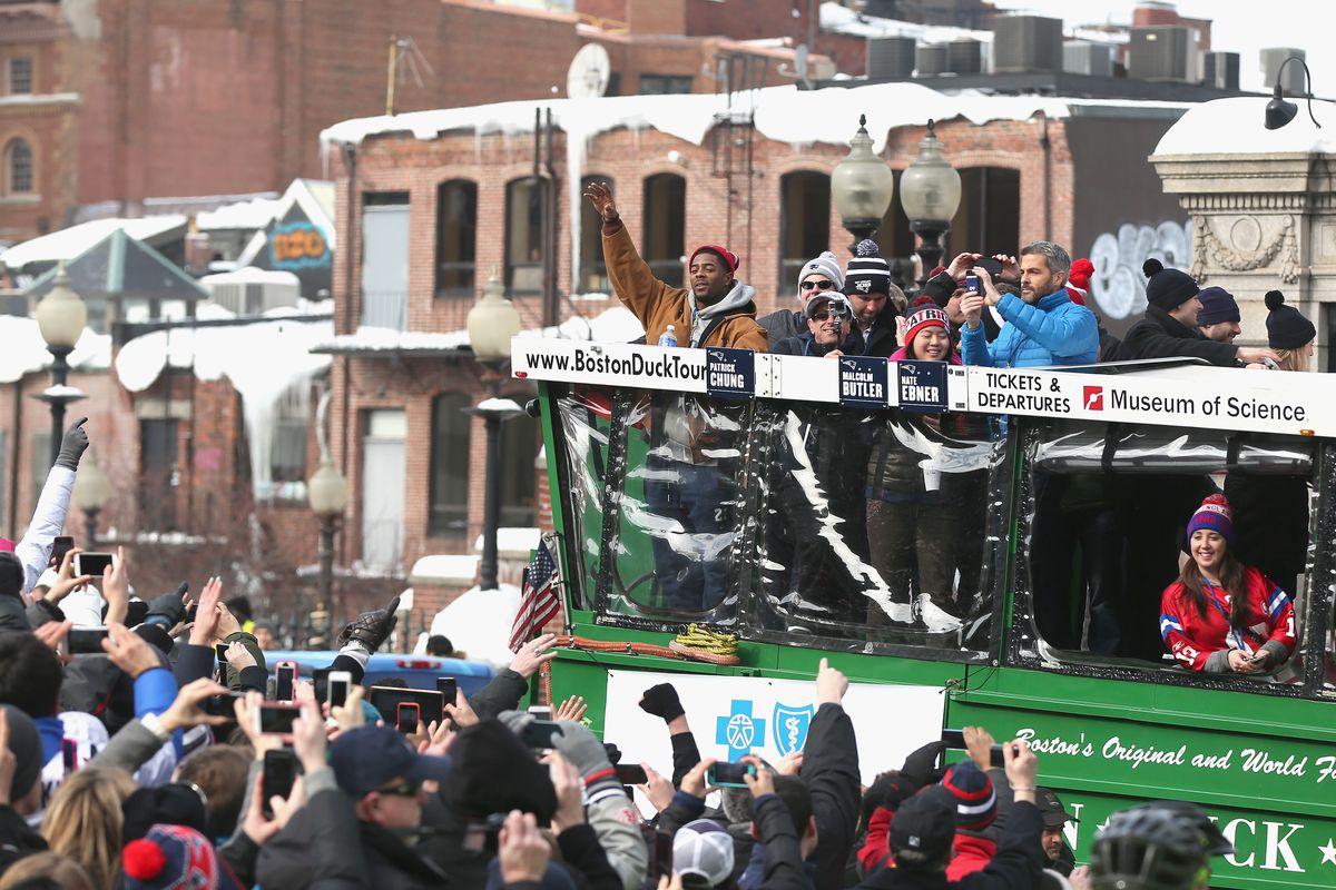 60e8ca5e Patriots Super Bowl parade 2017: Map, route, and road closures for ...