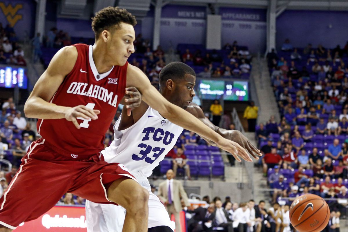 The Frogs refused to let OU have it their way
