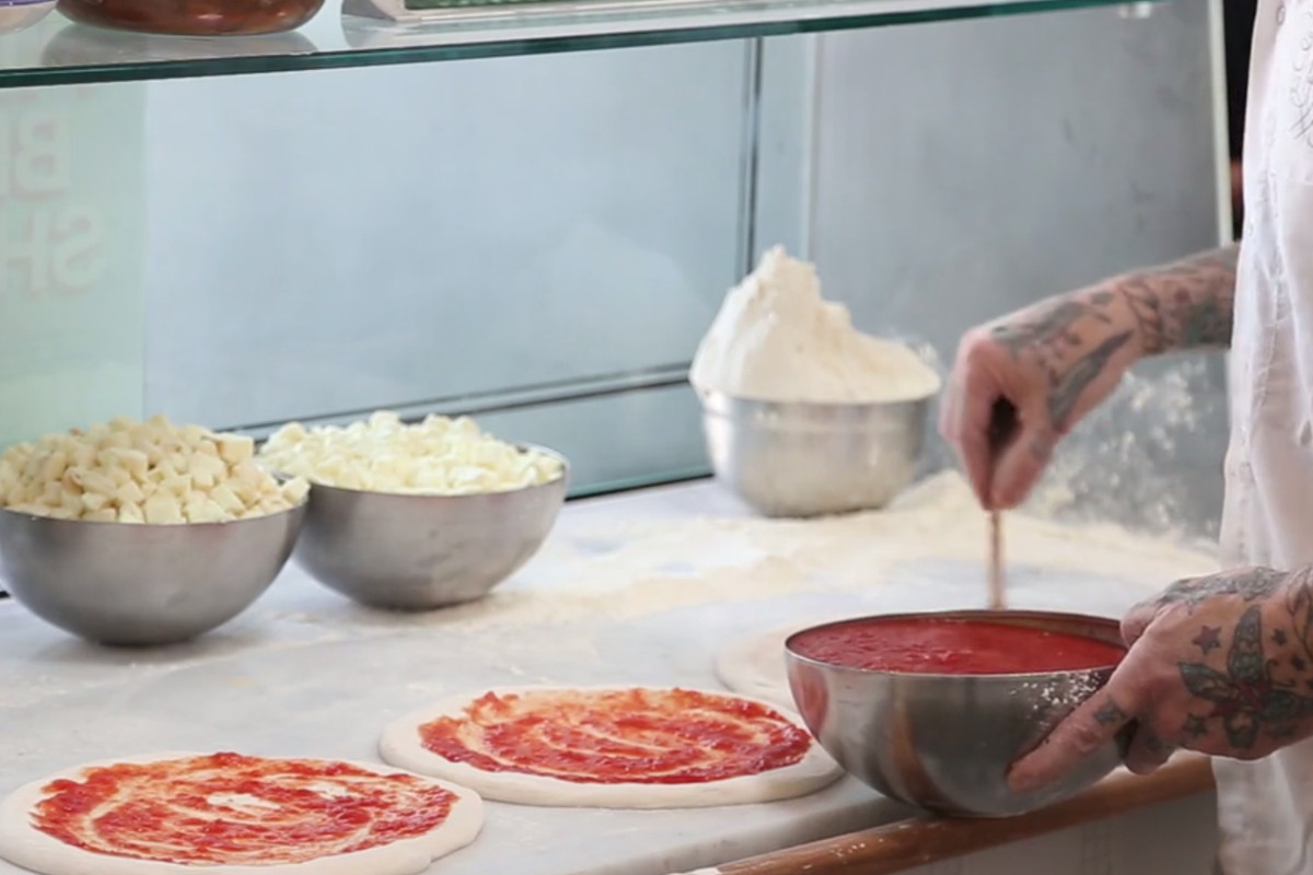 Anthony Mangieri of Una Pizza Napoletana