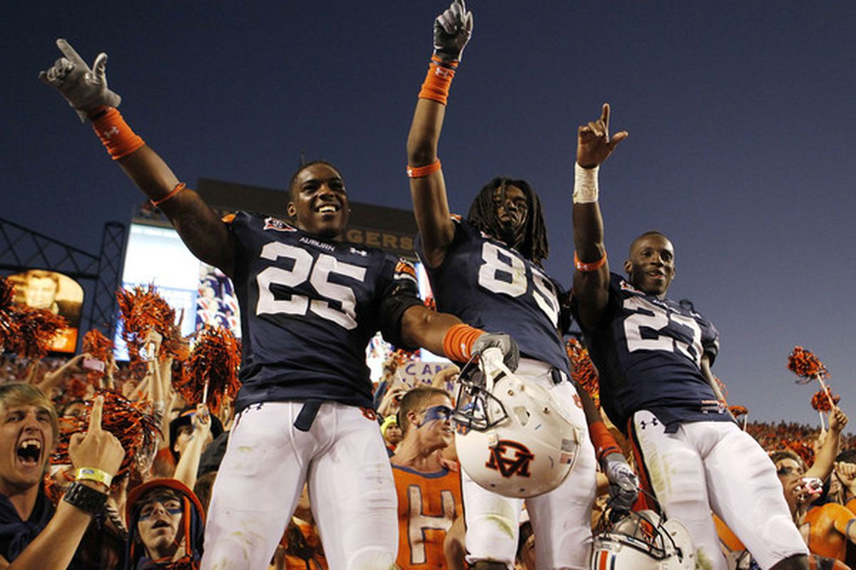 Guess who is the highest-ranked team in the BCS? Bet you didn't see <em>that</em> coming in the preseason.