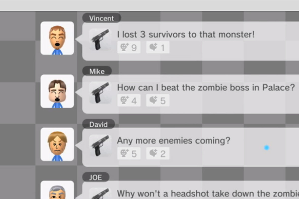 Wii U Messaging