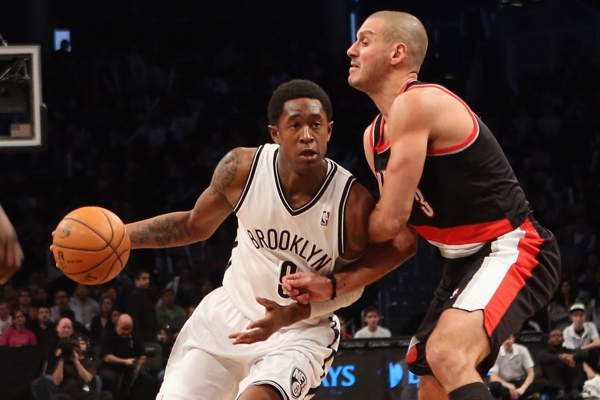 Bench and Defense Flop as Aldridge-less Blazers Bow to Nets ... b79d829b1