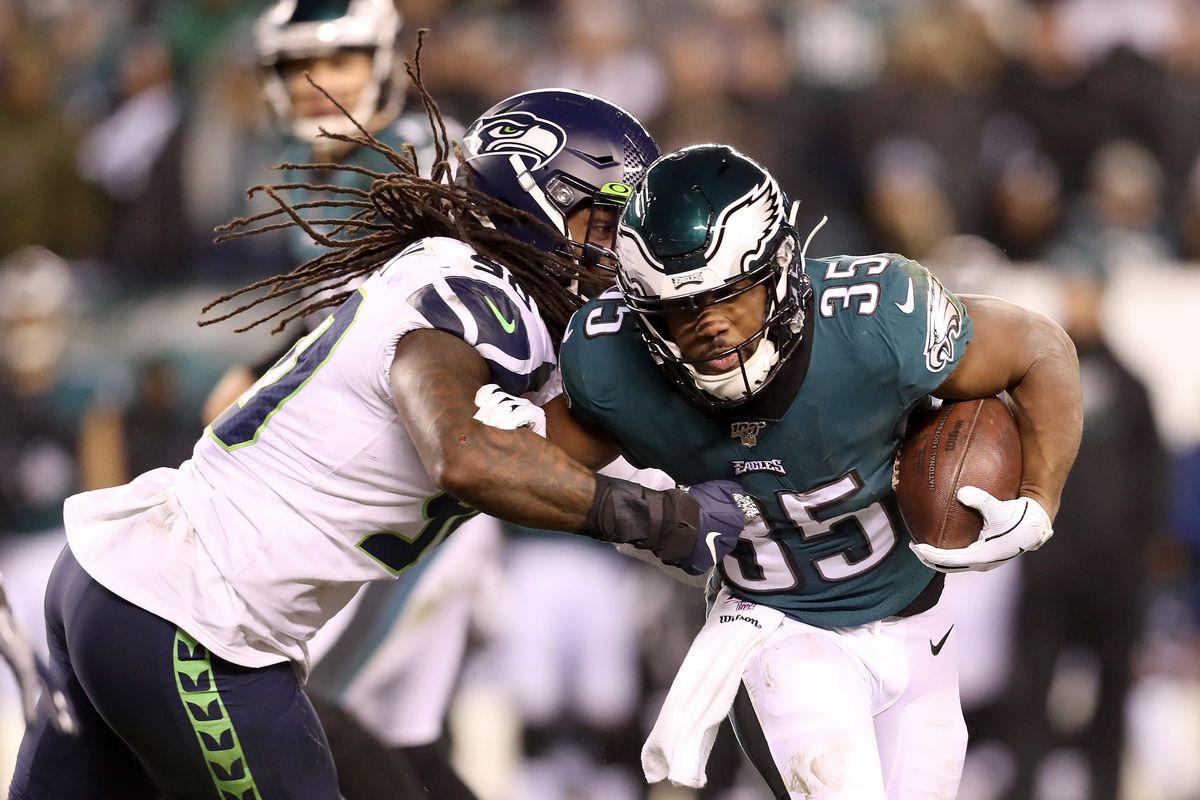Wild Card Round - Seattle Seahawks v Philadelphia Eagles