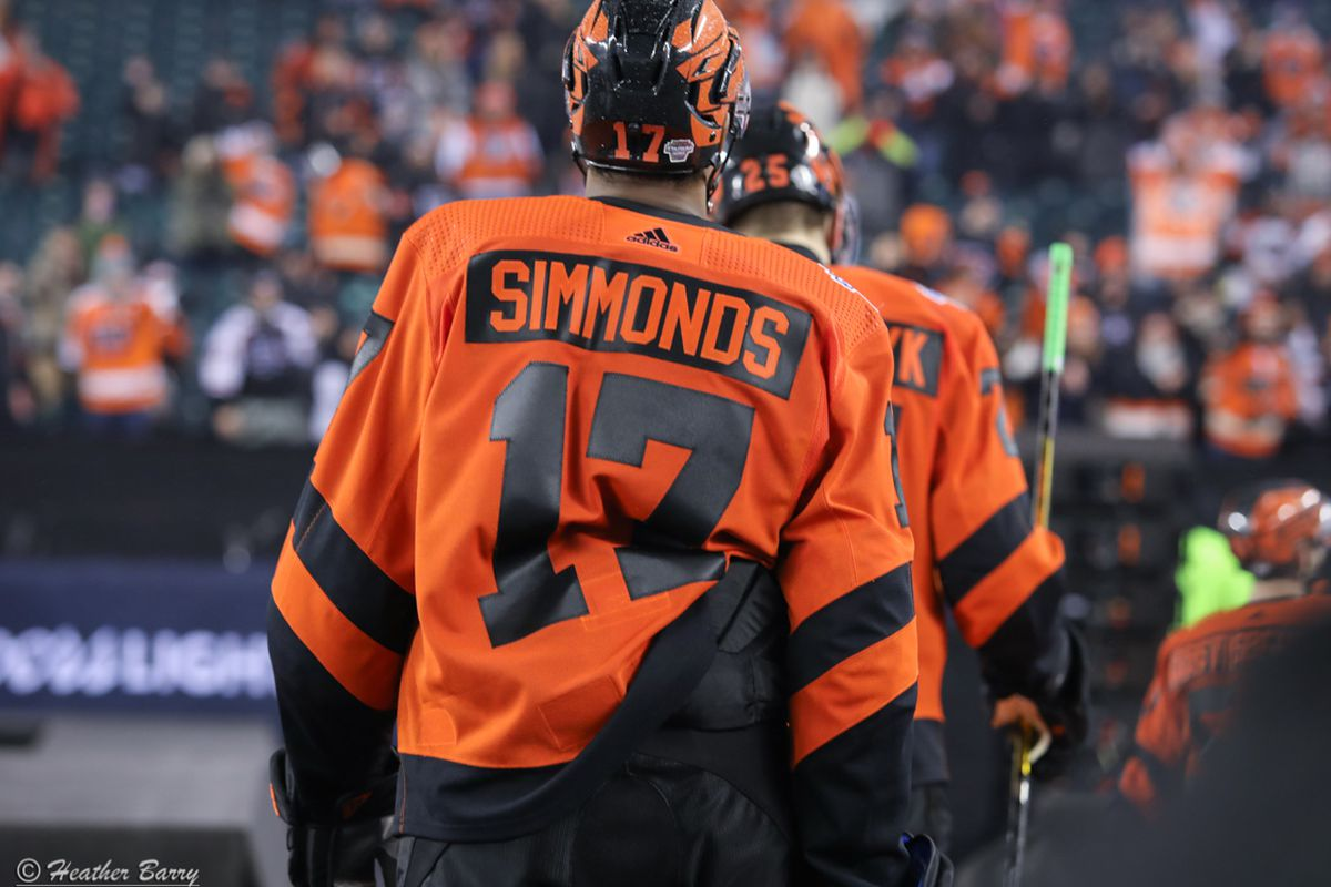 hot sale online a041b 15936 NHL trade deadline: A thank you from Philadelphia Flyers ...