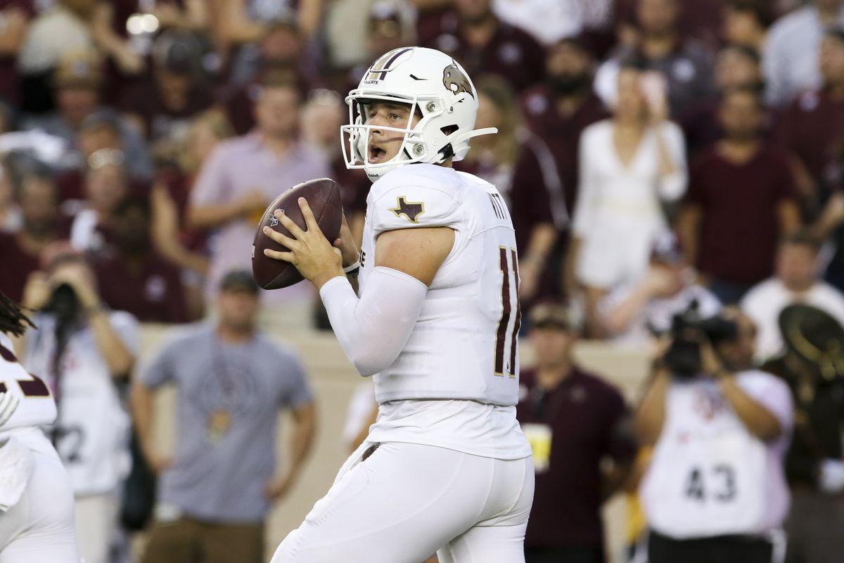 NCAA Football: Texas State at Texas A&M