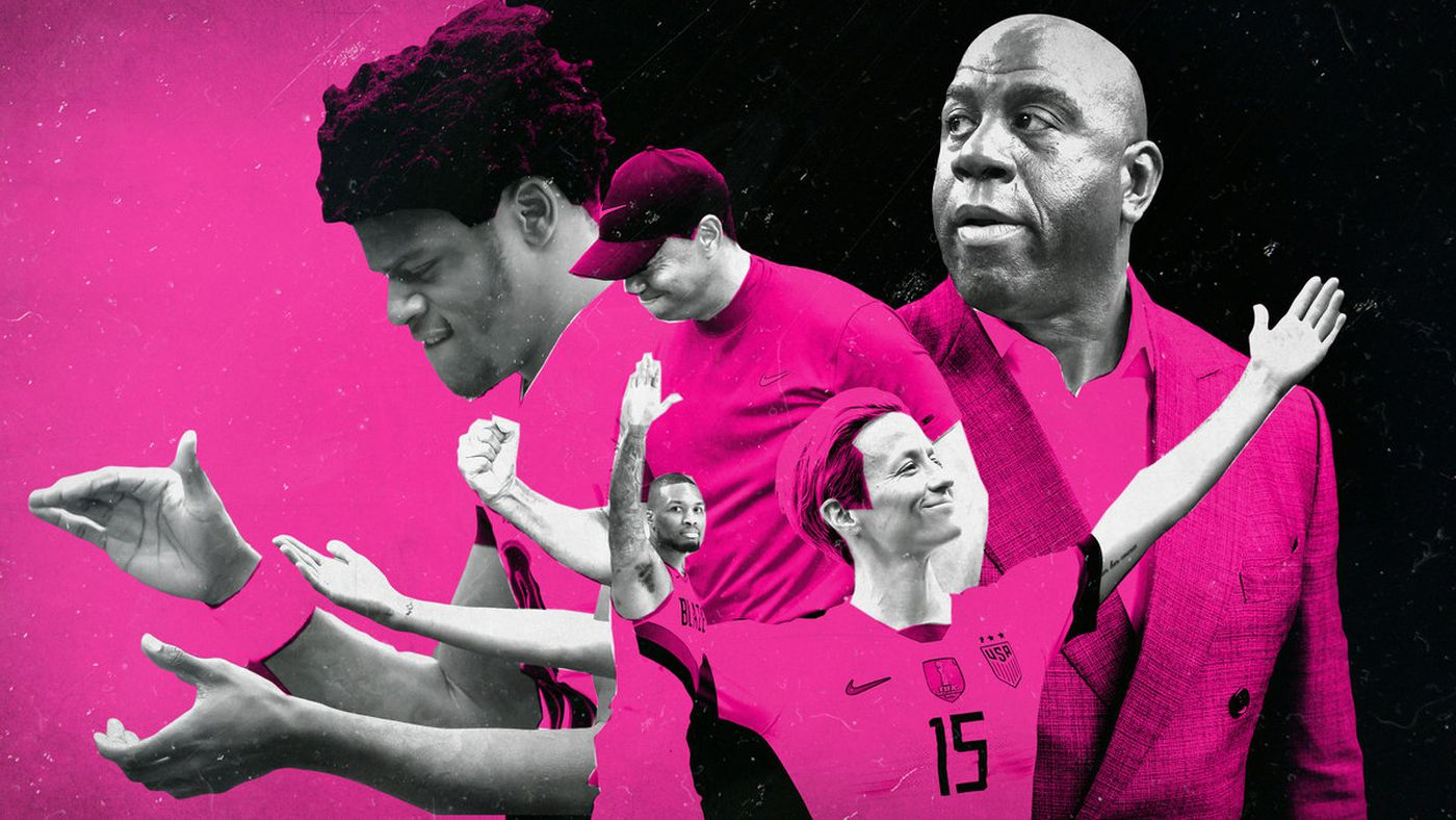 The Ringer's 41 Favorite Sports Moments of 2019