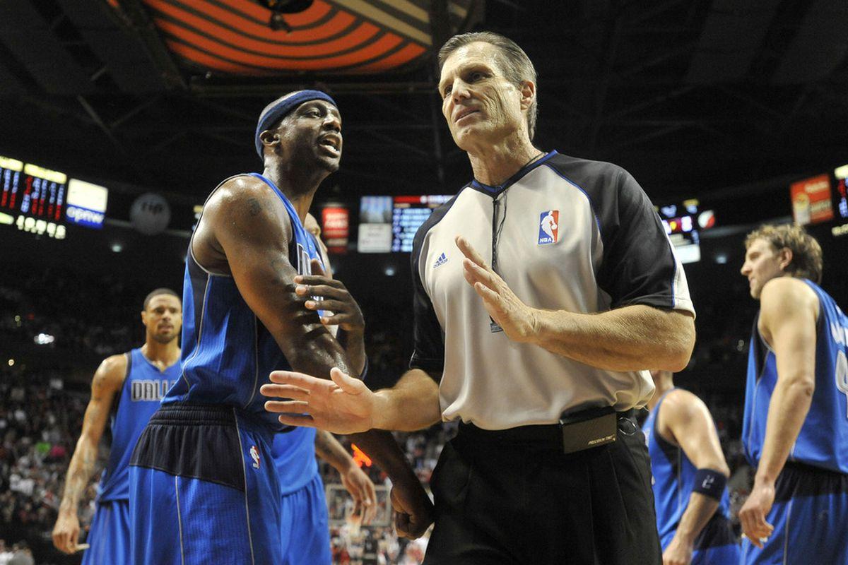 Veteran NBA referee Greg Willard is currently battling pancreatic cancer.