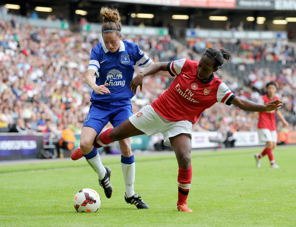 Everton Ladies v Arsenal Ladies - FA Women's Cup Final