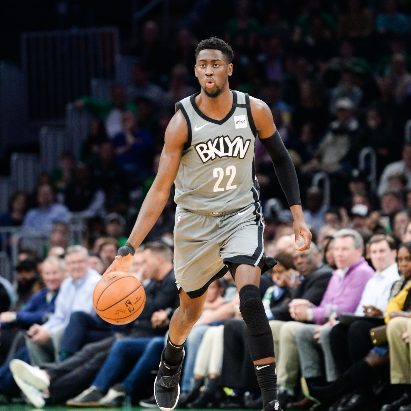 Caris Levert Goes Off For 51 Point Performance Vs Boston Celtics Maize N Brew