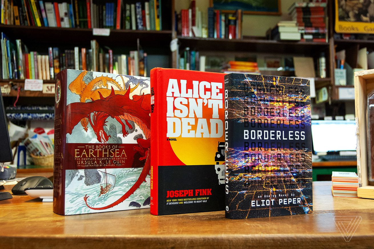 11 new sci fi and fantasy books to check out this november