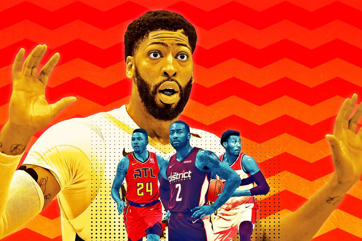 why the pelicans may make the next bold nba trade the ringer