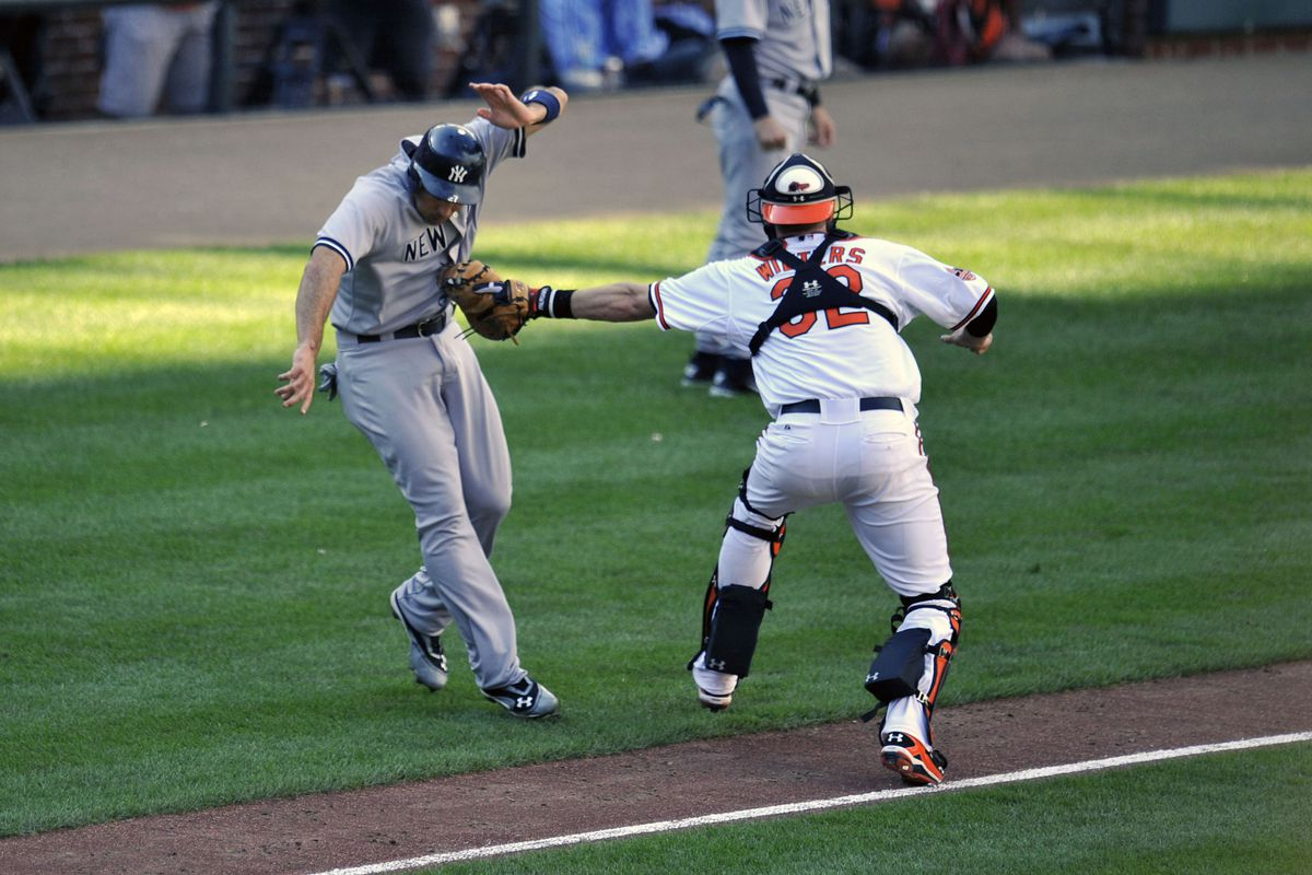 The Yankees have been unable to create separation from the Orioles in September.