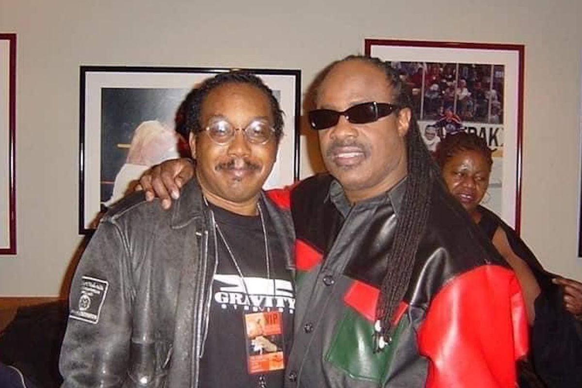 Sound engineer Danny Leake worked for 26 years for Stevie Wonder, traveling the world with the singer and handling the sound for his live performances.