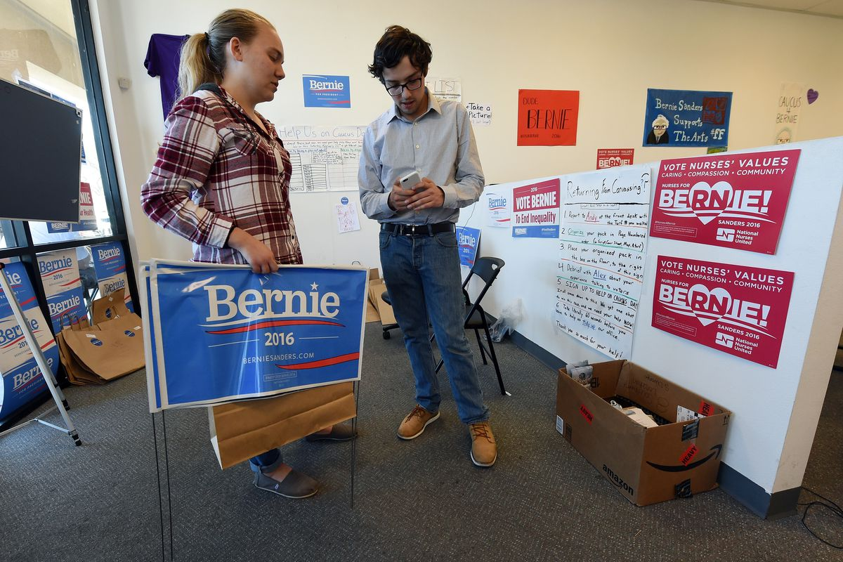 Sanders 2020 campaign: Bernie's staff signed a historic