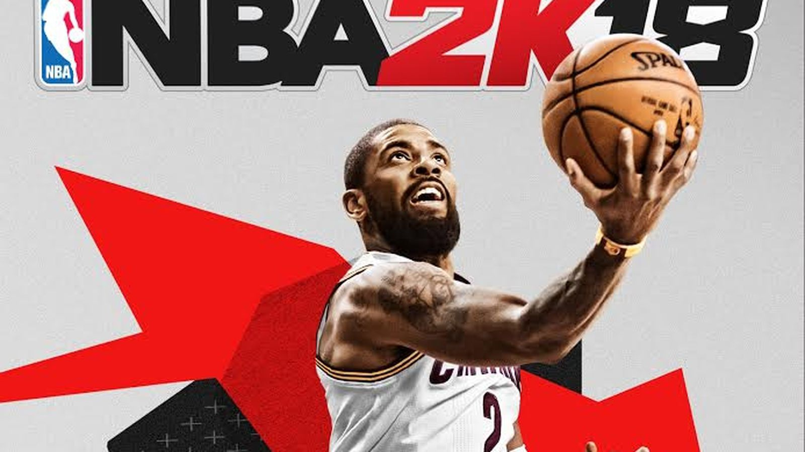 NBA 2K18 will get a second cover following Kyrie Irving's trade (update)