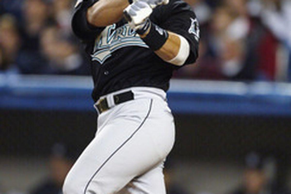 Ivan Rodriguez, Florida Marlins, 2003