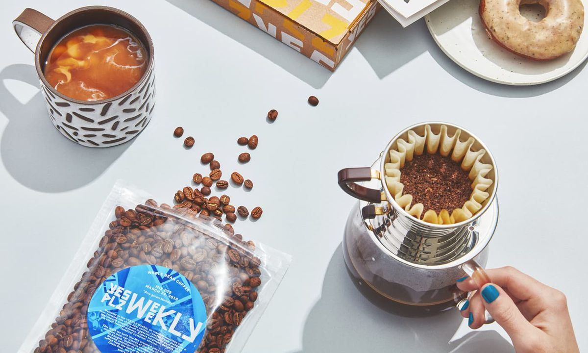 Useful Inexpensive Gadgets - Yes Plz coffee by subscription