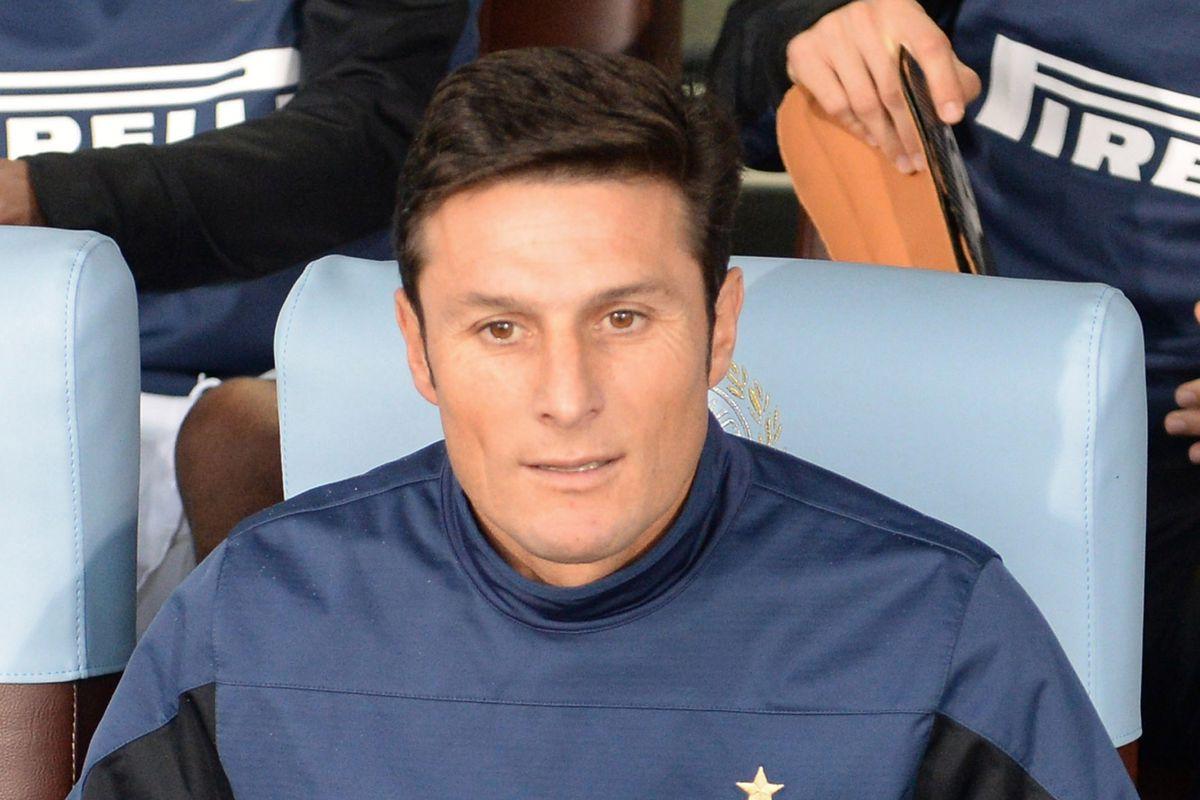 Captain Zanetti wishes all Interisti a Happy New Year!