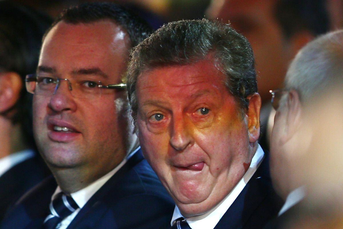 Roy thinks England have been drawn in a tasty group