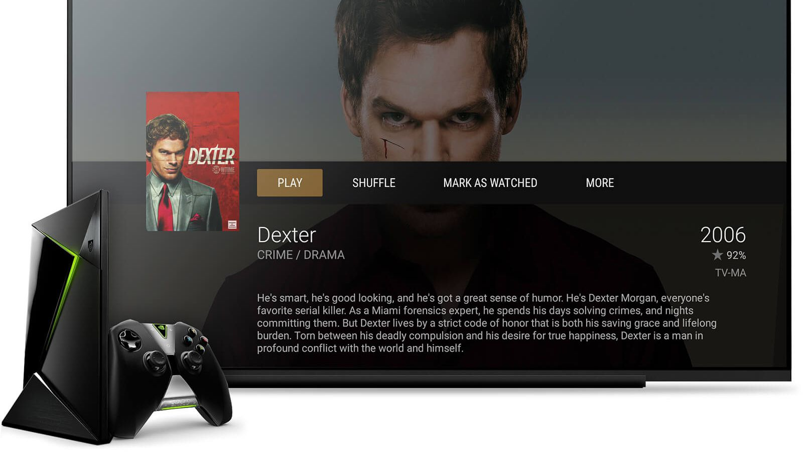 The Nvidia Shield will soon work as a Plex media server ...