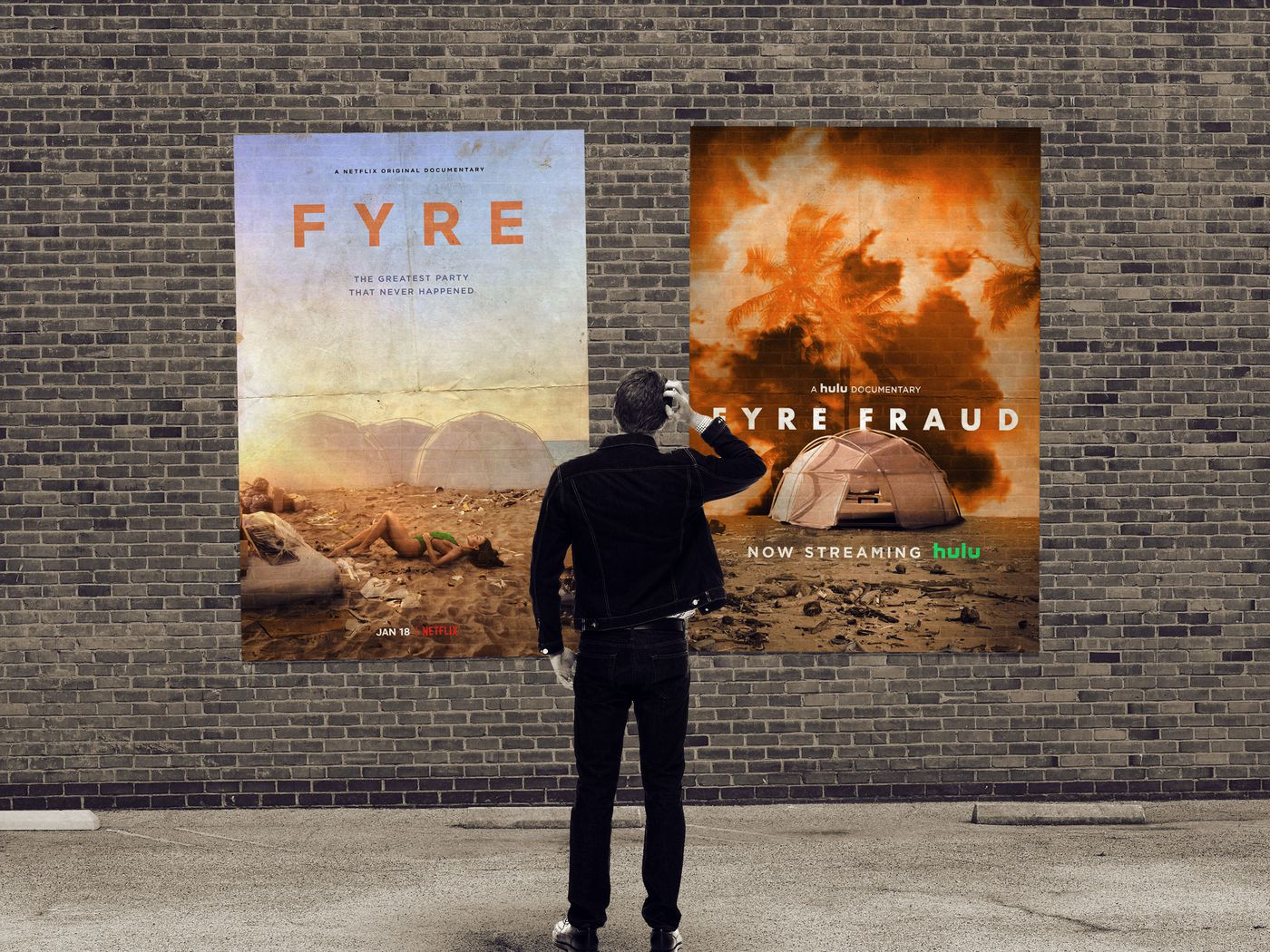 Fyre Fight: The Inside Story of How We Got Two Warring Fyre