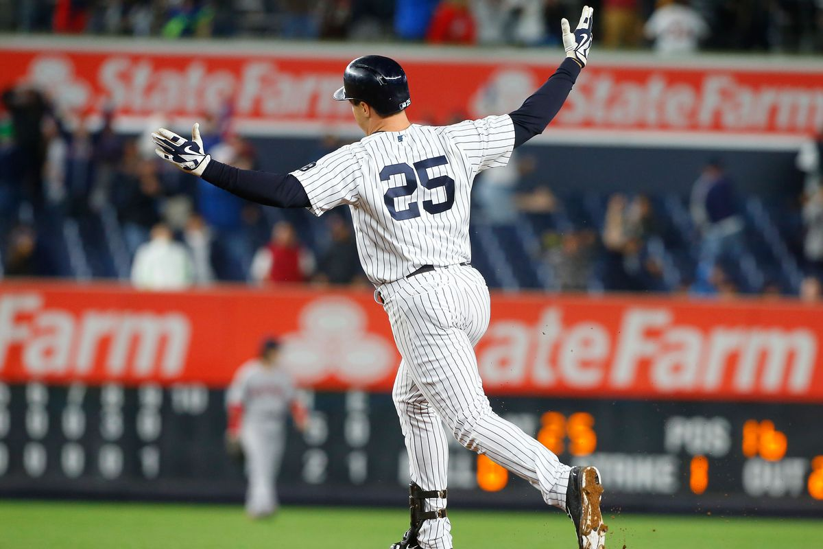 2016 Yankees Roster Report Card: Mark Teixeira - Pinstripe Alley