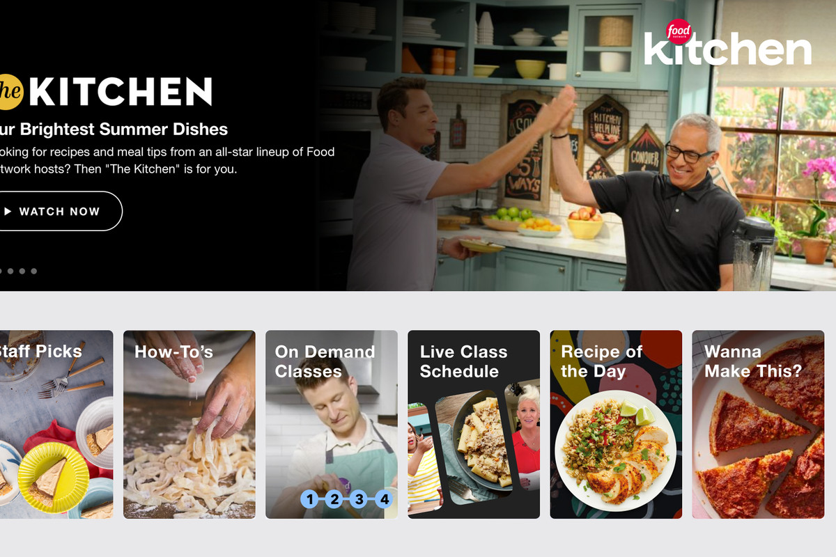 The Food Network Thinks You Ll Pay 7 A Month For A Digital