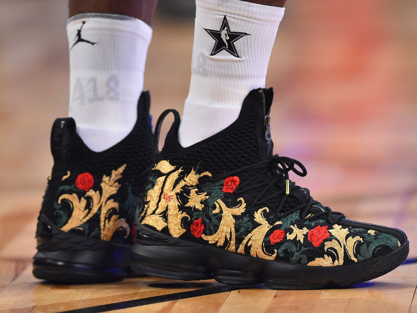 d29c50ef288 A definitive ranking of the 9 best shoes from NBA All-Star weekend -  SBNation.com