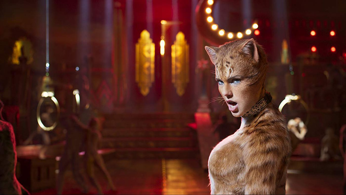'Cats,' Rats, and J.Lo's Abs