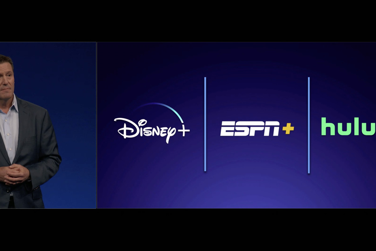 Disney confirms it will 'likely' bundle Disney+, ESPN+, and