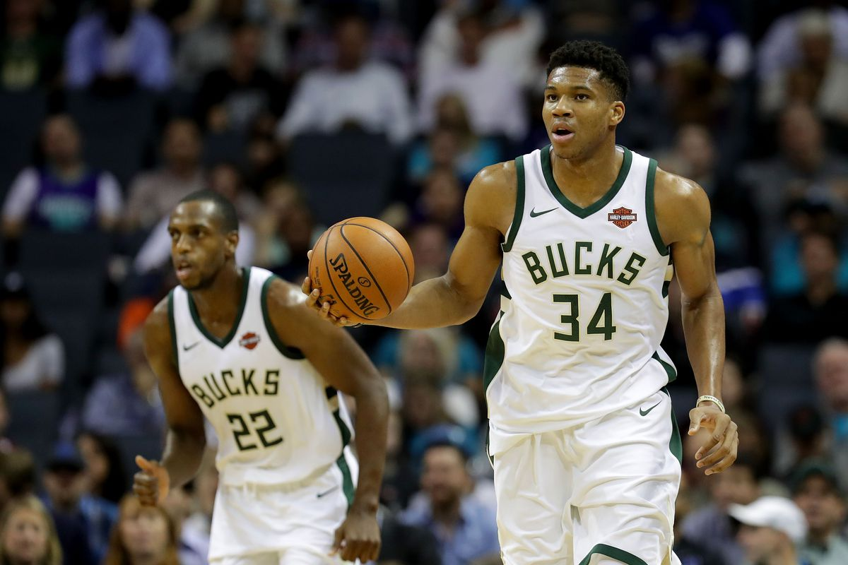 3 reasons not named Mike Budenholzer the Bucks are amazing