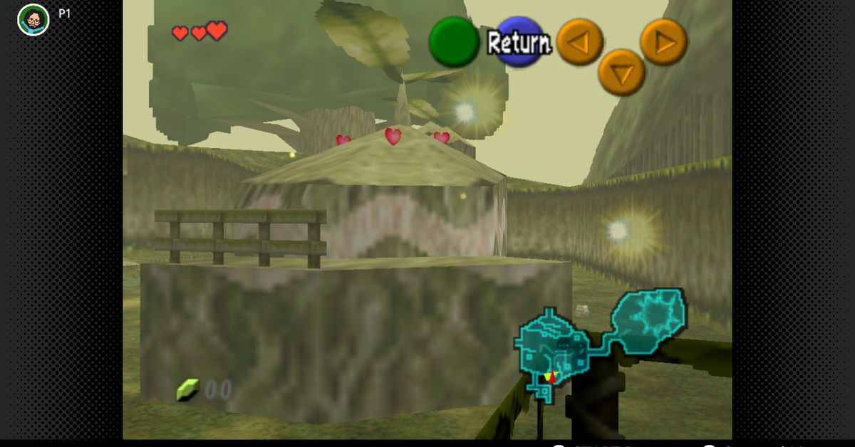 Nintendo Switch Online finally has N64 games, but it's looking ugly