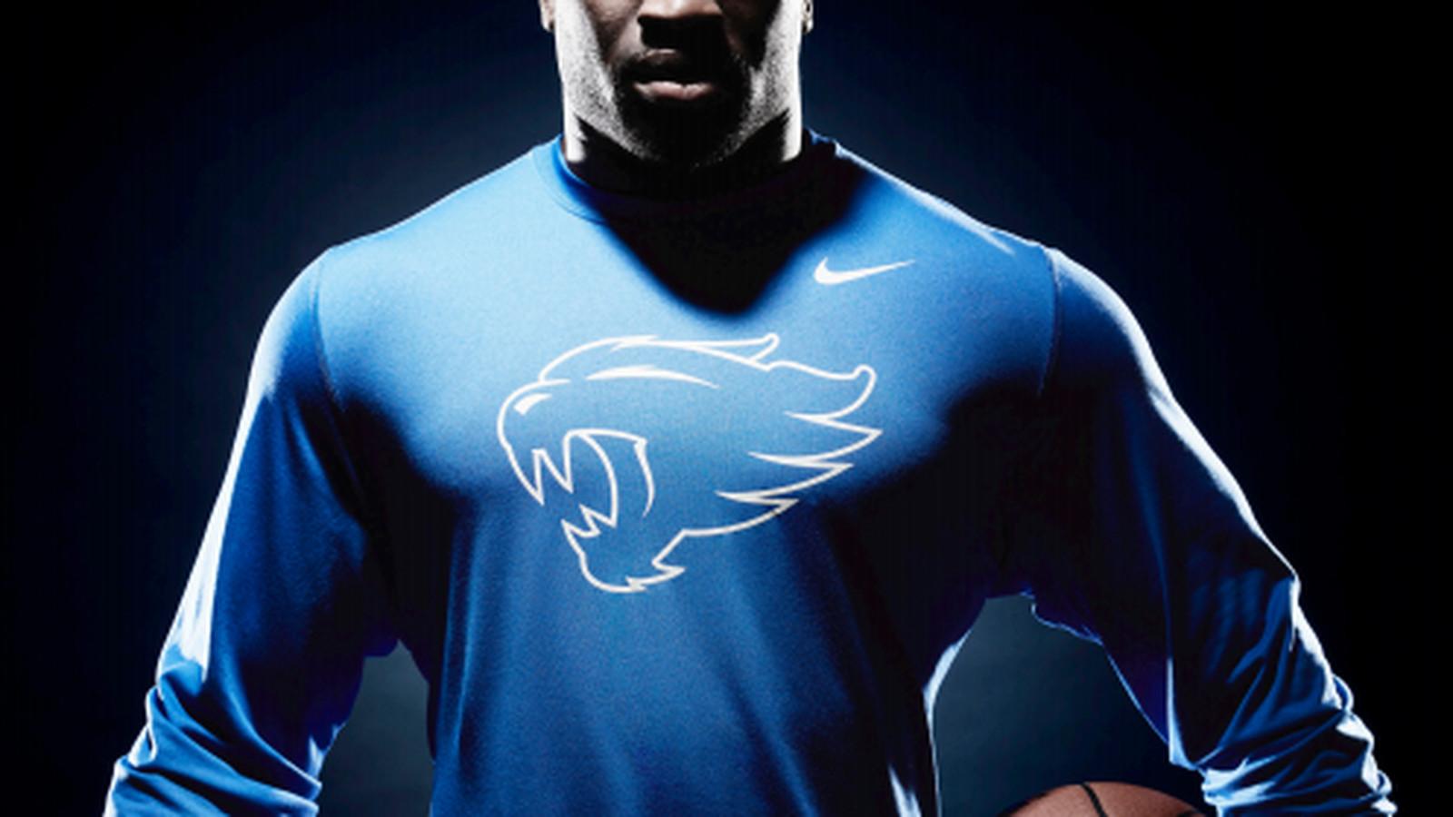 The New Kentucky Wildcats Logo Looks Like Chewbacca Mated