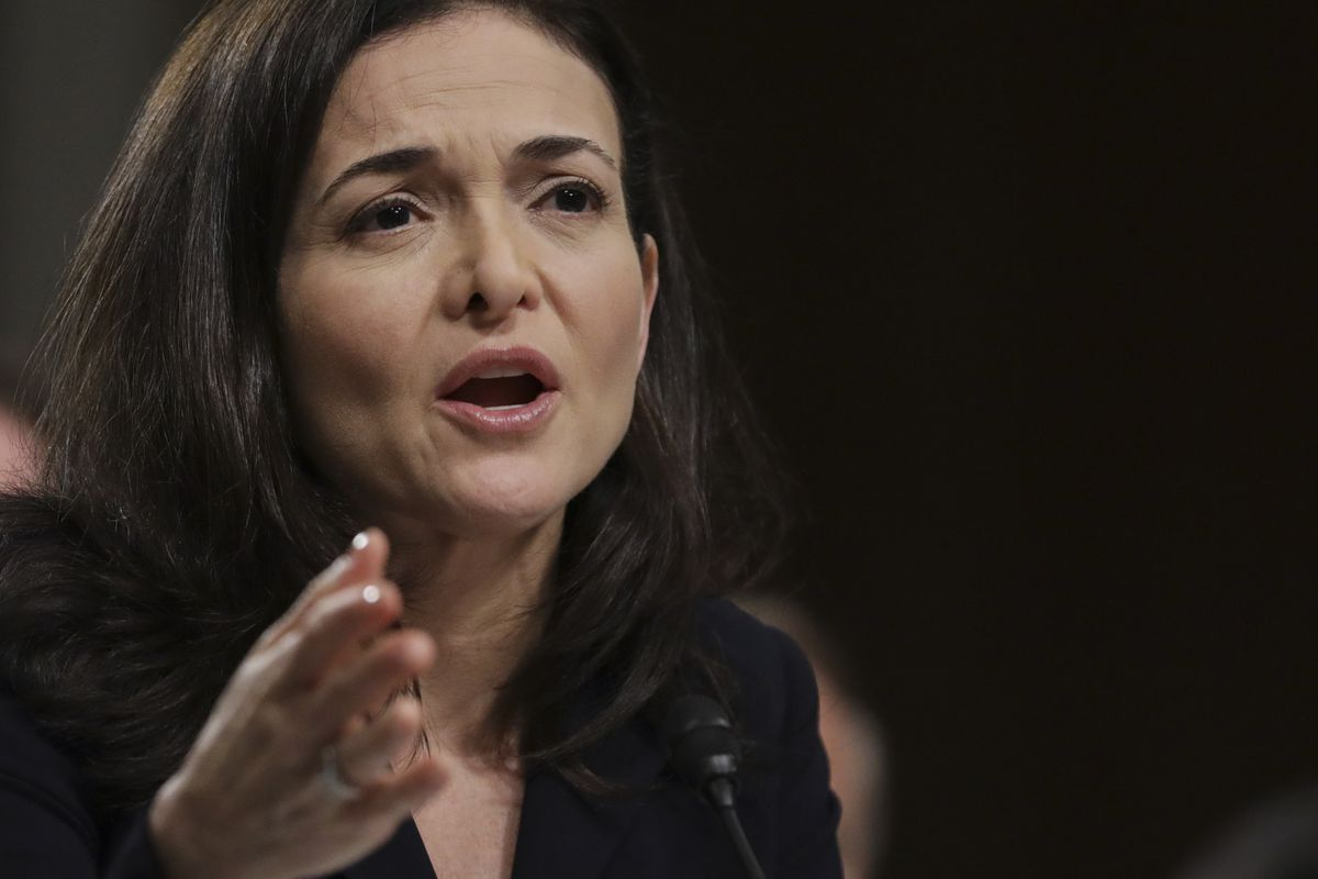 """Lean In, Sheryl Sandberg, and the """"feminist"""" advice that"""