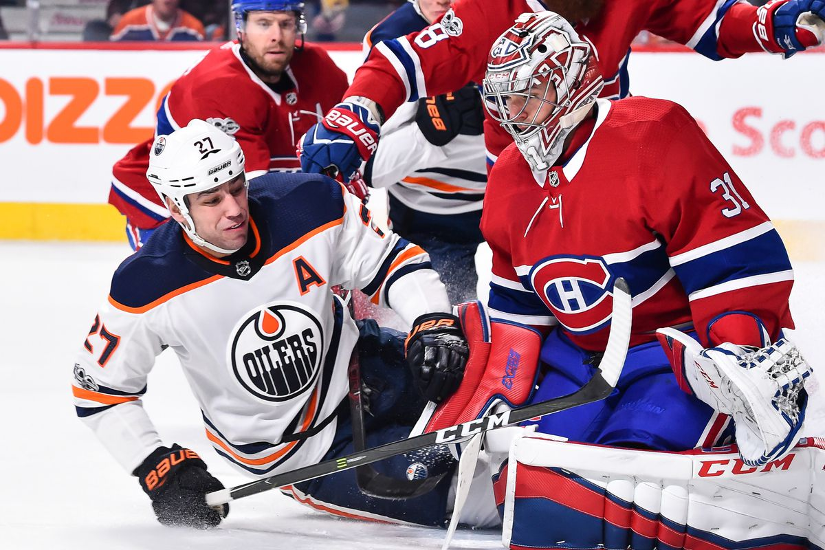Canadiens Vs Oilers Game Thread Lines And How To Watch Eyes On The Prize