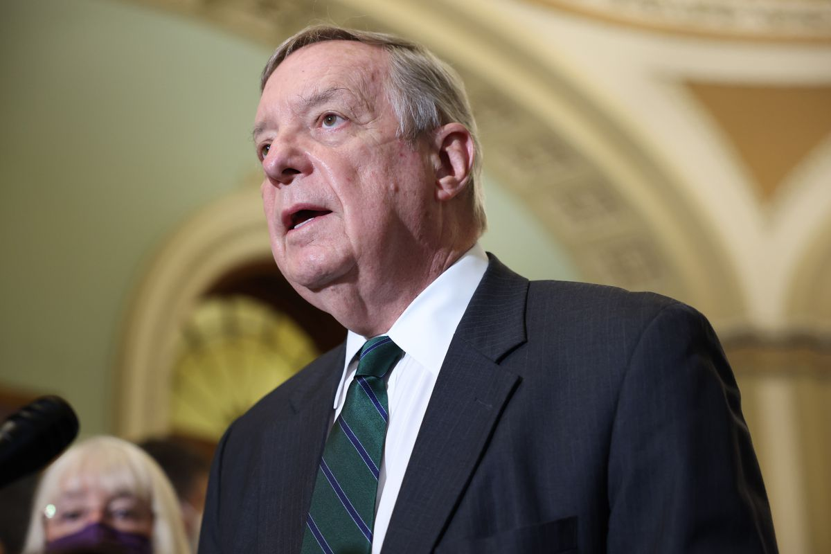 Senators Meet For Weekly Policy Luncheons