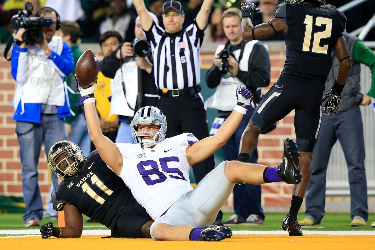 The graduation of Zach Trujillo leaves a gaping hole at tight end, where Curtis Stallbaumer will be one of at least four serious candidates vying to replace him.