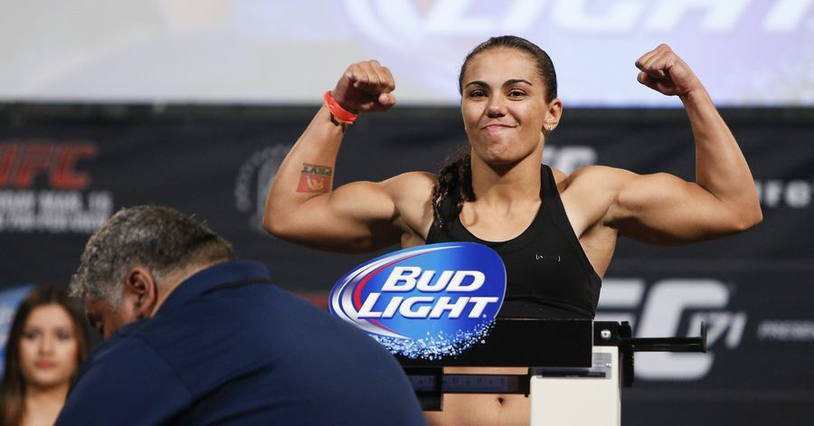 UFC on FOX 28 results: Jessica Andrade outlasts Tecia Torres