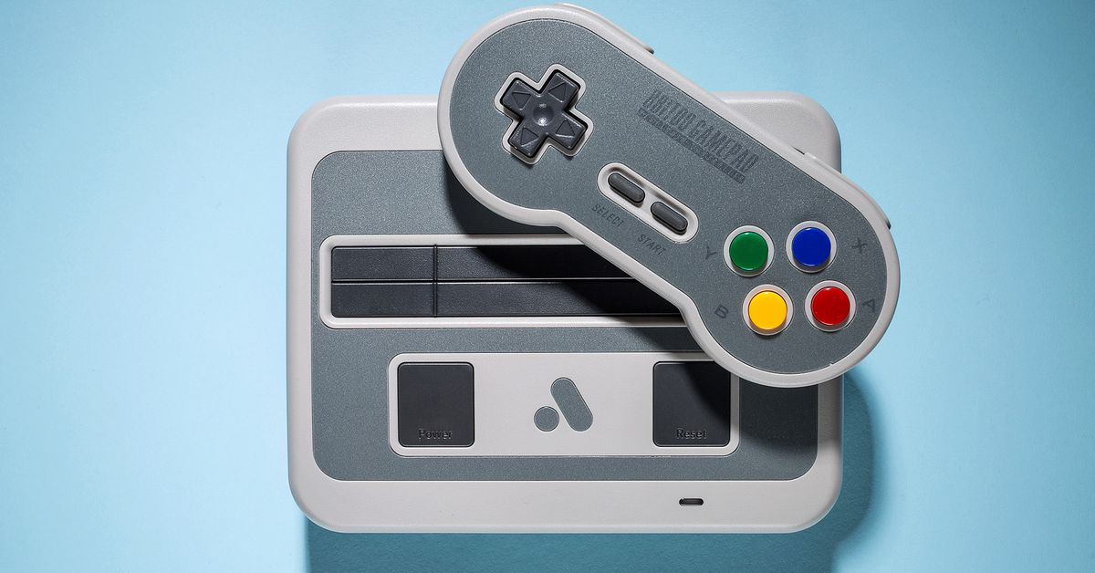 Analogue Super Nt review: a sleek and powerful way to play original SNES games