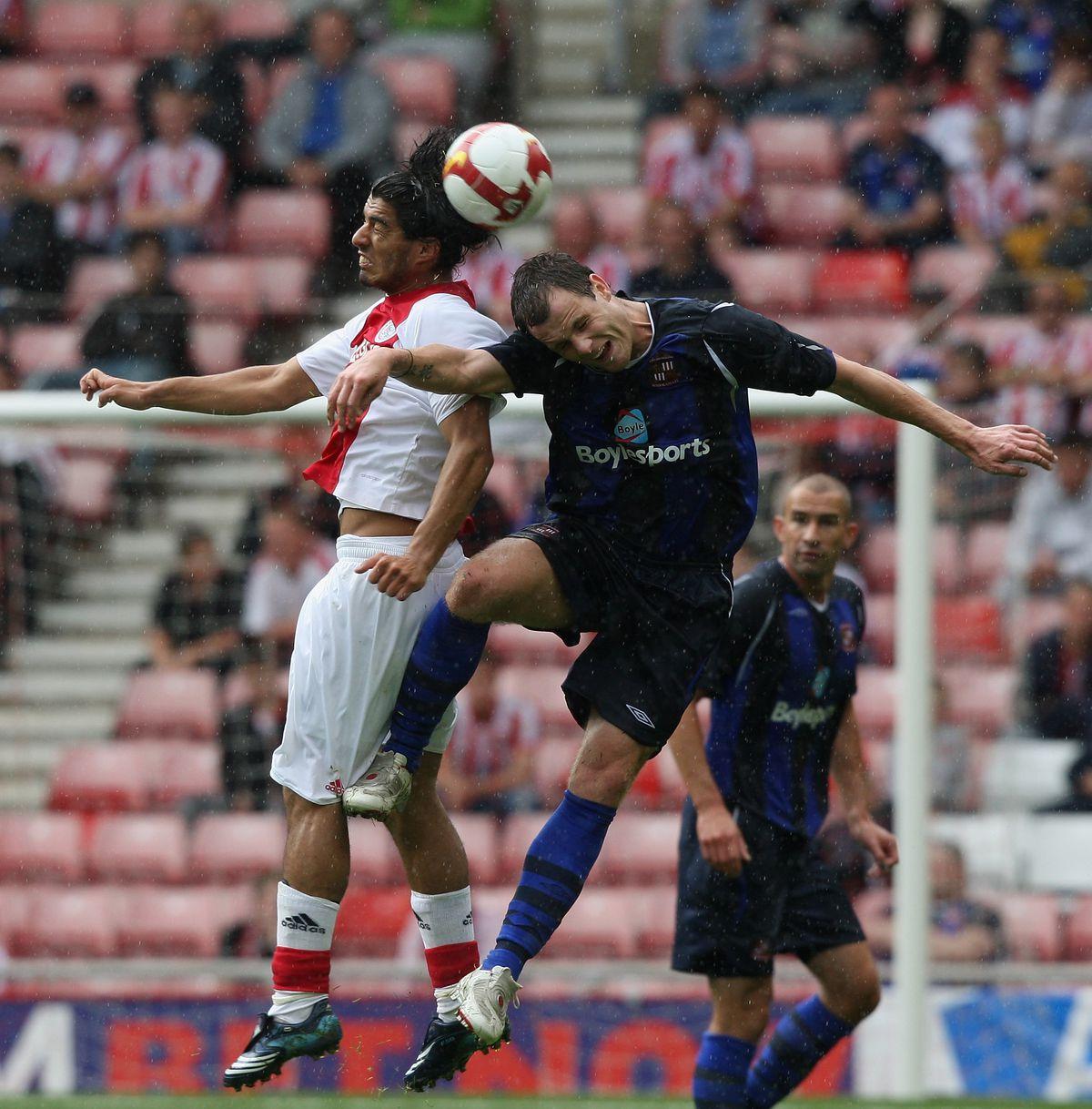 Sunderland v Ajax - Pre Season Friendly