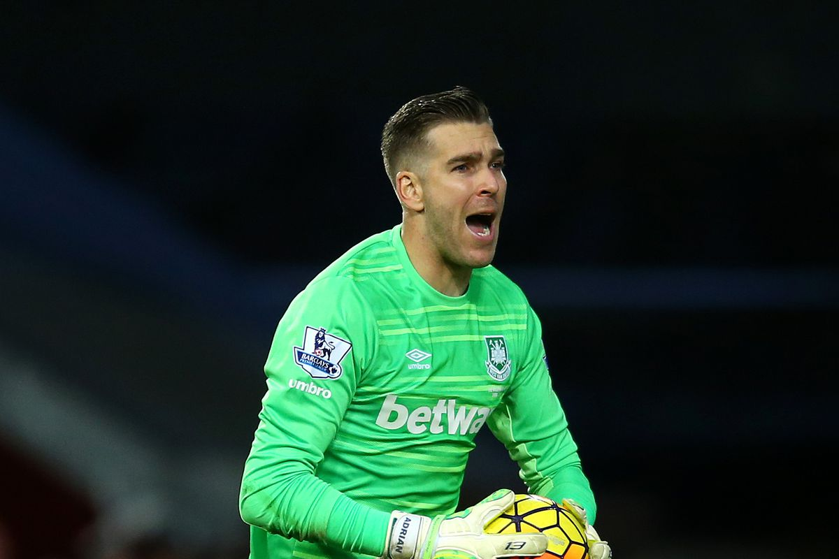 David Moyes explains how he will pick between Hart and Adrian