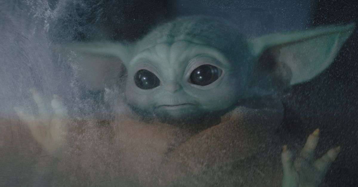 Baby Yoda can live on your desk thanks to AR and Google Search