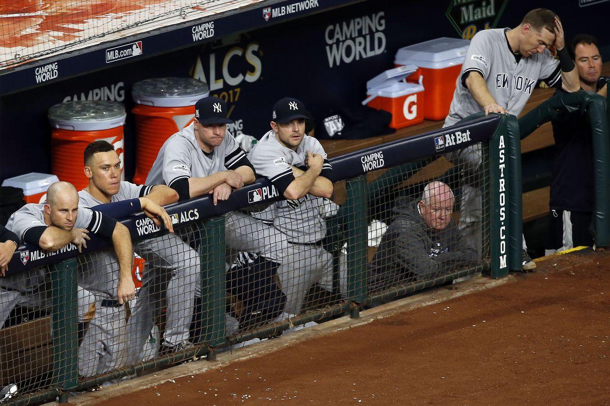 84faacef4985 League Championship Series - New York Yankees v Houston Astros - Game Seven