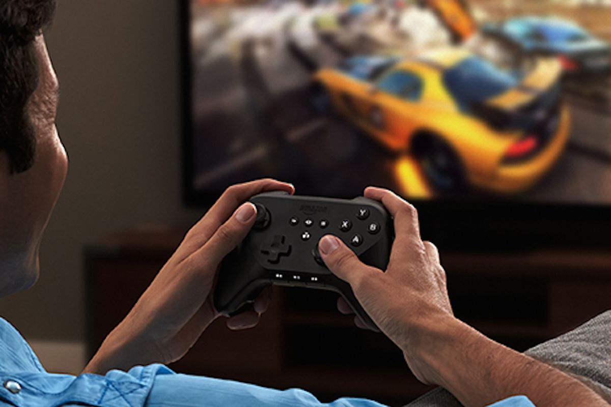 Amazon Says Fire TV Will Boost Mid-Market Games