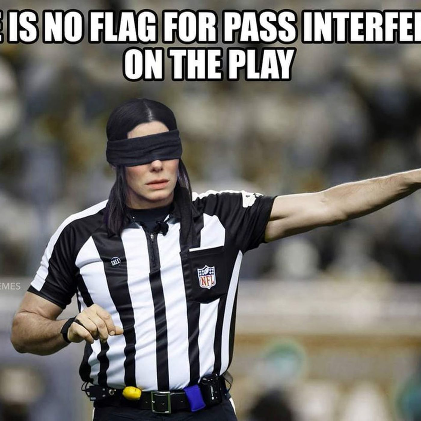 The Internets Reaction To The Saints Rams No Call For Pass