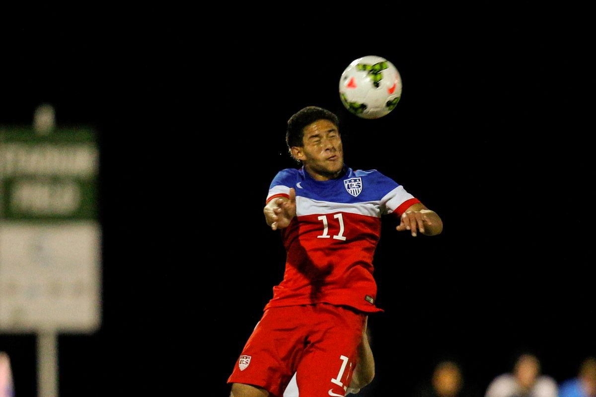 USA U17 v England U17: Nike International Friendlies
