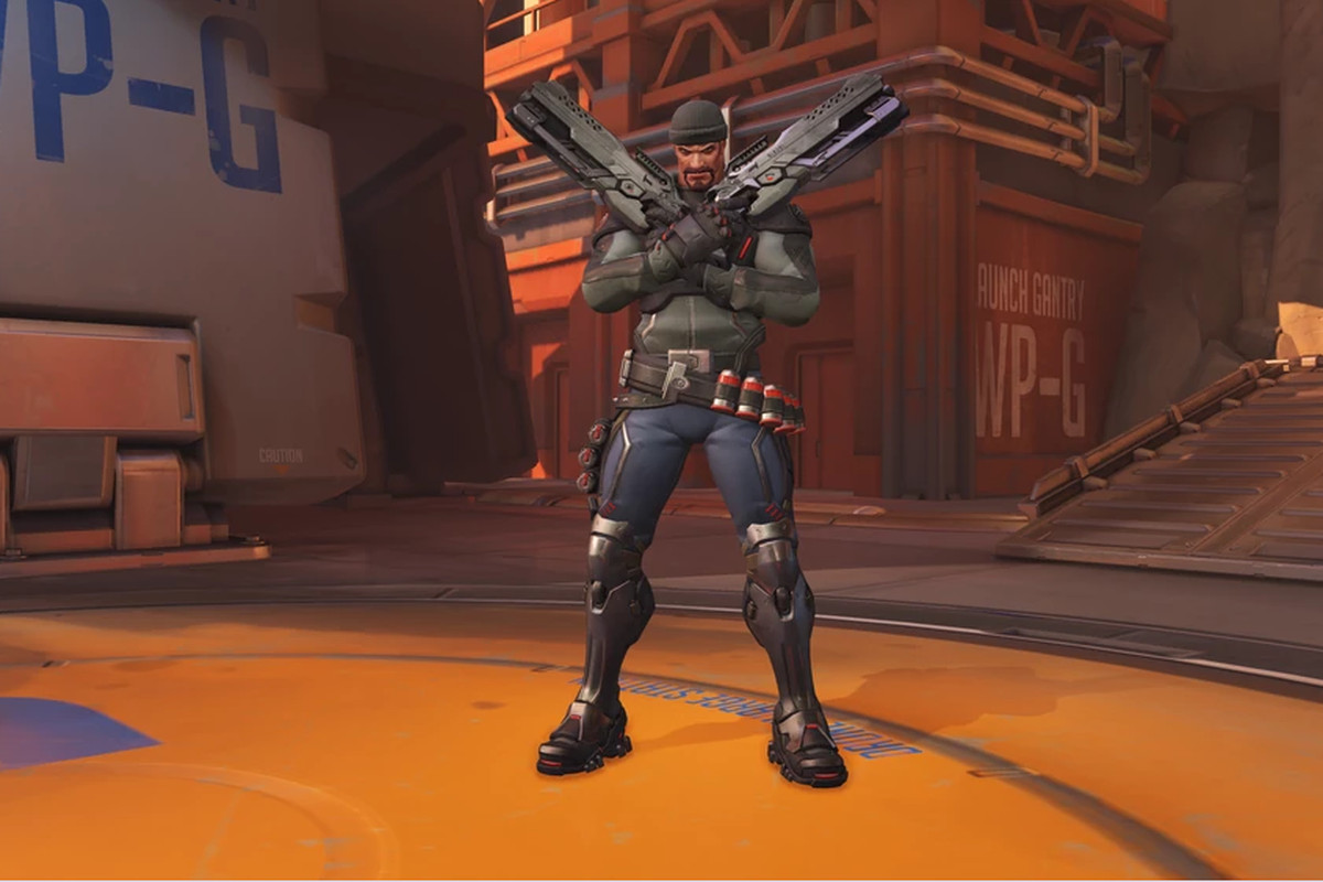 Overwatch Fans Want Update To An Old Reaper Skin After