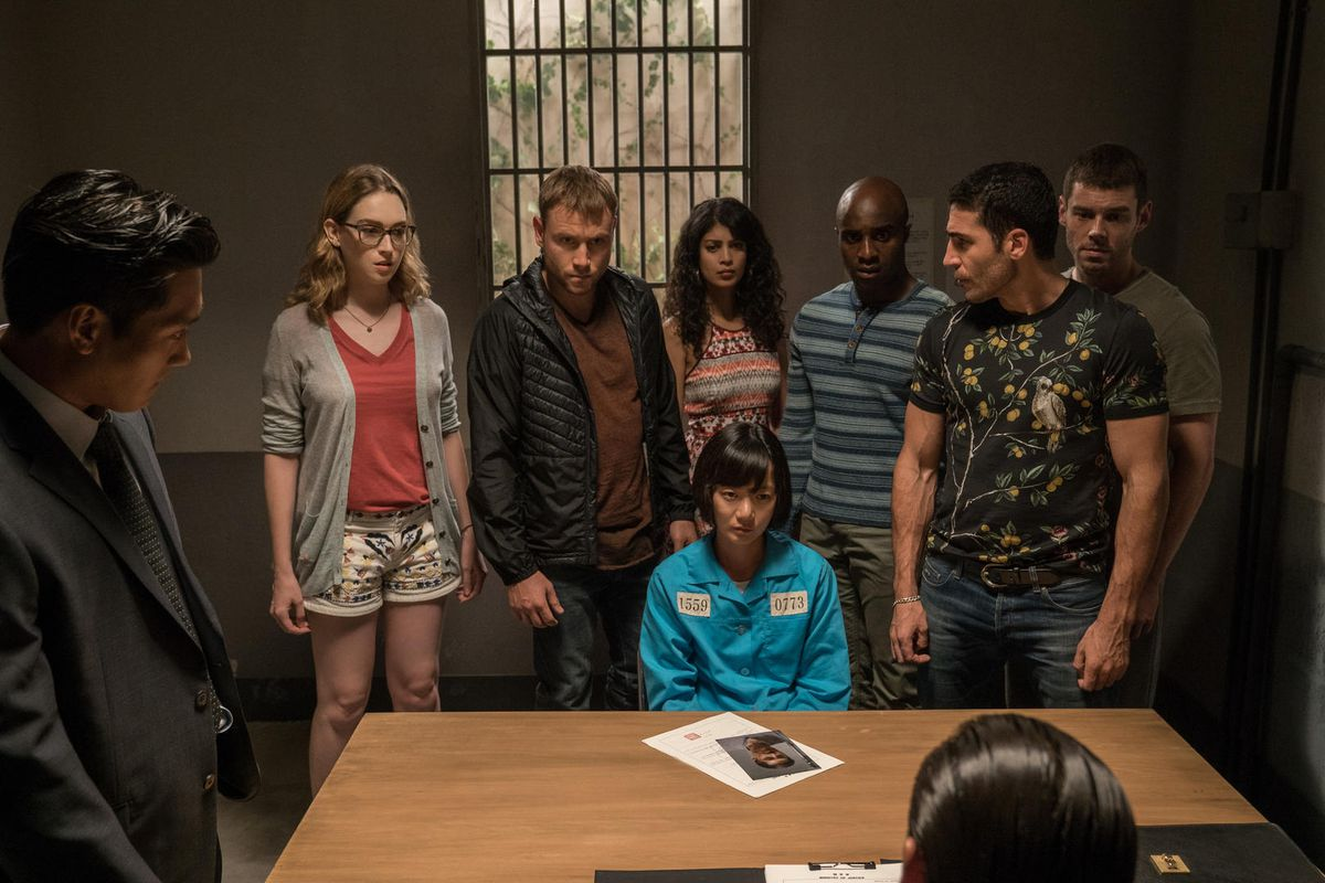 Sense8 Christmas Special 2019 Sense8 will return from Netflix cancellation in 2018 with a
