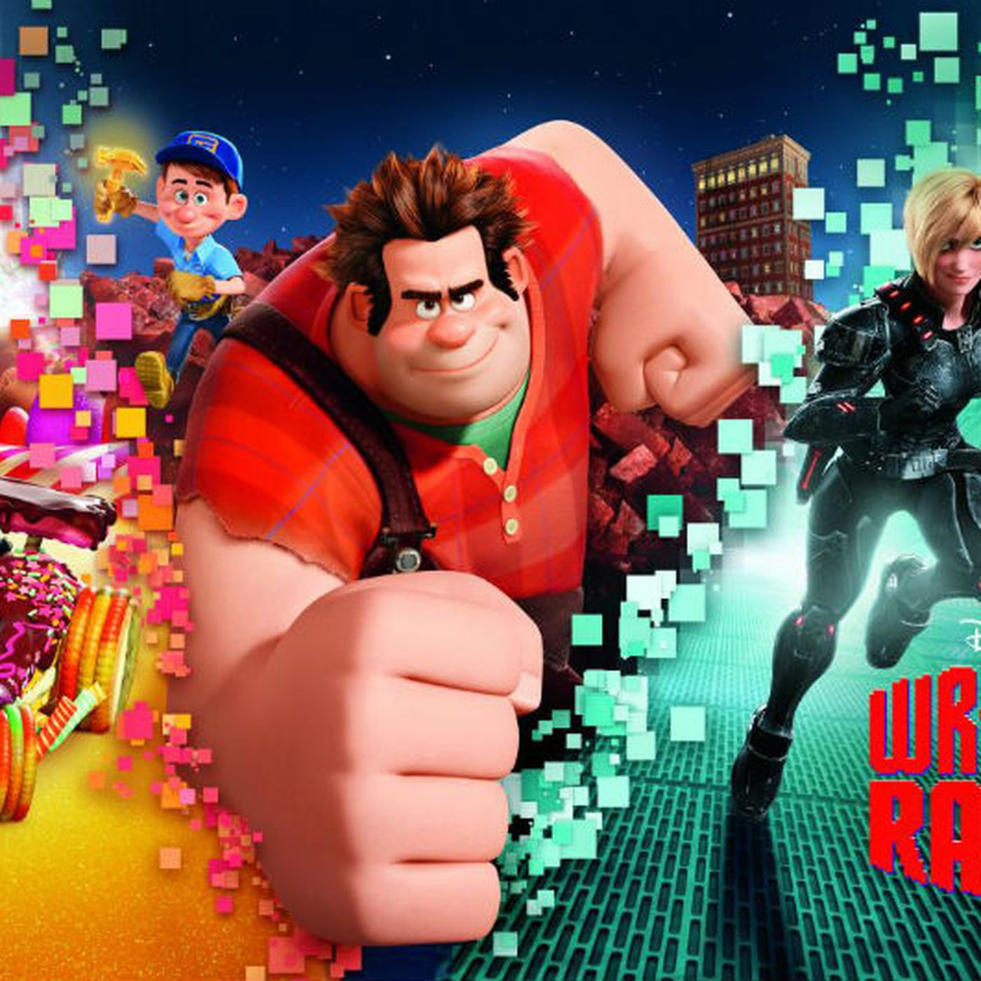 Wreck It Ralph Launches For Ios Polygon