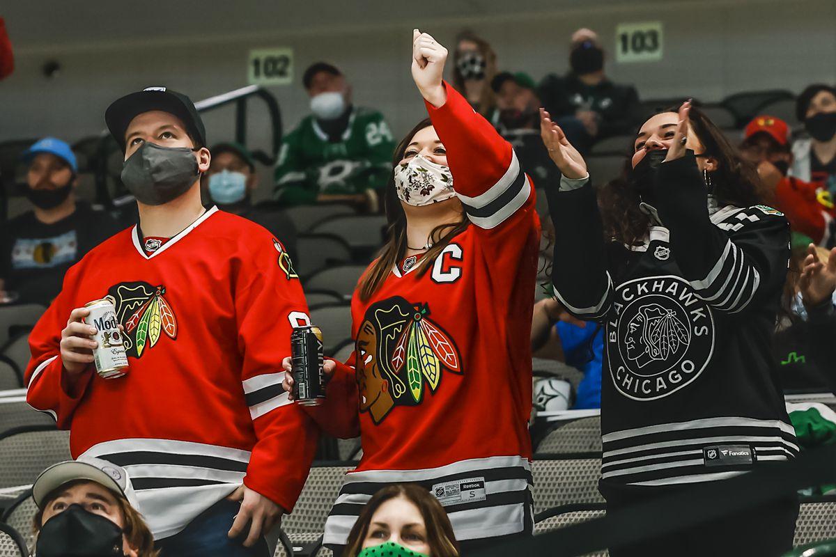 NHL: MAR 11 Blackhawks at Stars